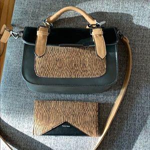 Handbag Pixie Mood & its wallet